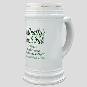 McAnally's Beer Stein