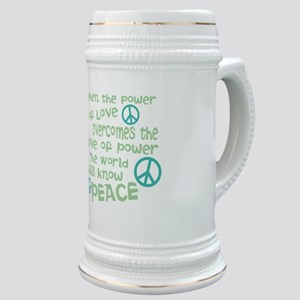 World Peace Stein