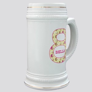 8th Birthday Personalized Stein