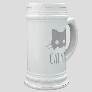 Cat Man Stein