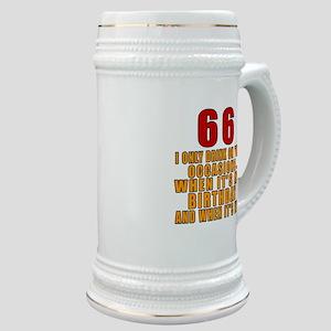 66 Birthday Designs Stein