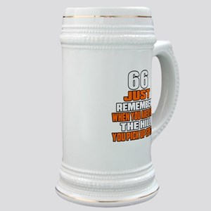 66 Just Remember Birthday Designs Stein