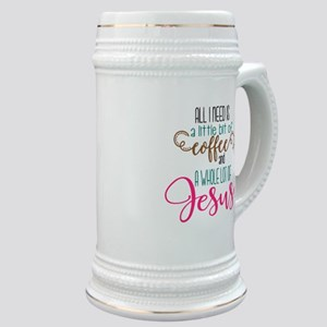 coffee and jesus Stein