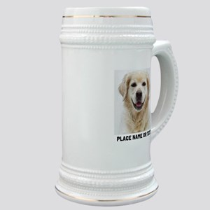 Dog Photo Customized Stein