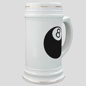 Riyah-Li Designs 8 Ball Stein