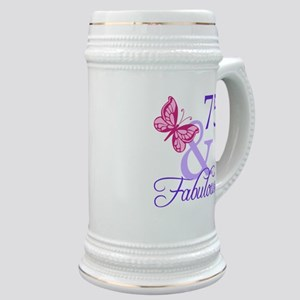 75 And Fabulous Stein