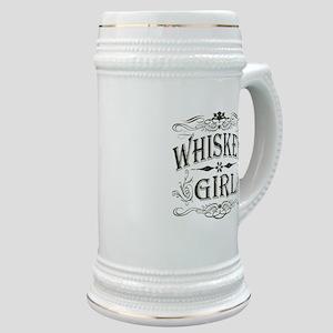 Vintage Whiskey Girl Stein