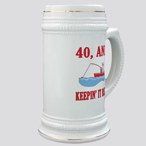 40 And Keepin' It Reel Stein