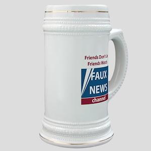Fox (Faux) News Stein