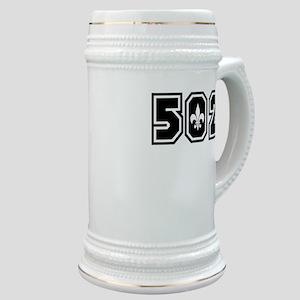 502 Black Stein