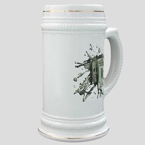 100 Dollar Blot Stein