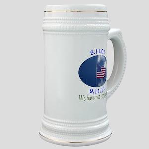 9-11 Not Forgotten Stein
