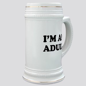 I'm an Adult Stein