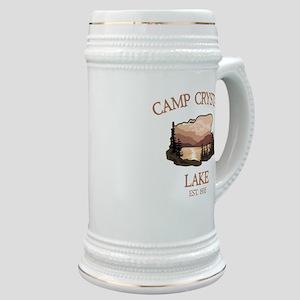 Camp Crystal Lake Stein