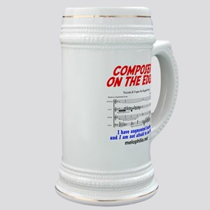 composer on the edge Stein