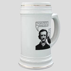 Poe Boy II Stein