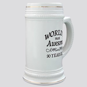 Awesome 90 Year Old Stein