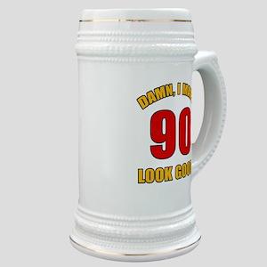 90 Looks Good! Stein