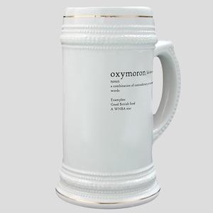 Oxymoron T-shirt Stein