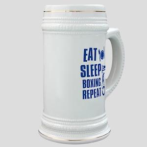 Eat sleep Boxing Stein