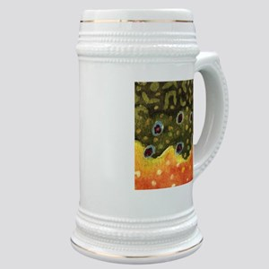 Trout Fly Fishing Stein