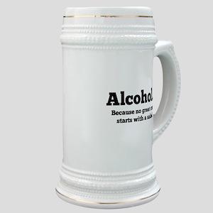Alcohol Stein