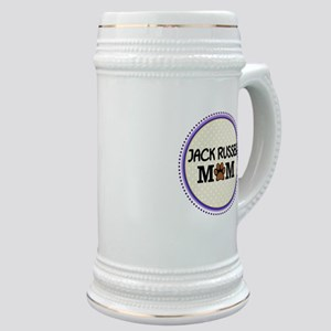 Jack Russell Dog Mom Stein