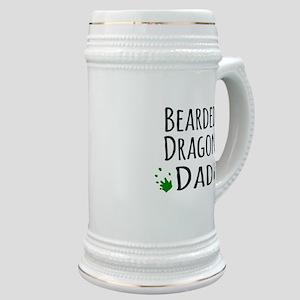 Bearded Dragon Dad Stein