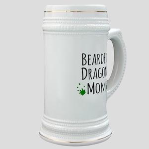 Bearded Dragon Mom Stein