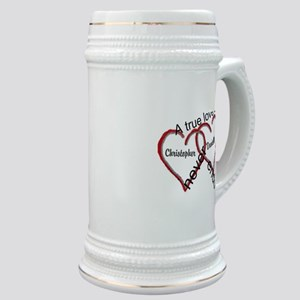 A true love story: personalize Stein