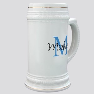 Personalize Iniital, and name Stein