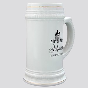 Personalized Mr and Mrs Stein