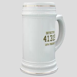 Badge Number Stein