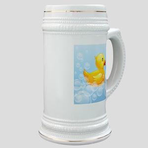 Duck in Bubbles Stein