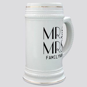Personalized Mr. Mrs. Stein