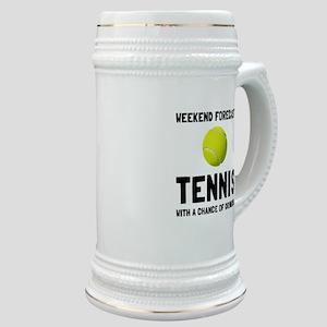 Weekend Forecast Tennis Stein