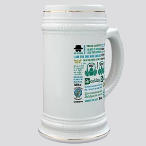 Breaking Bad Stein