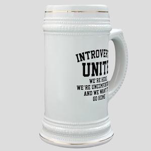 Introverts Unite Stein