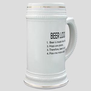 BEER LOGIC Stein