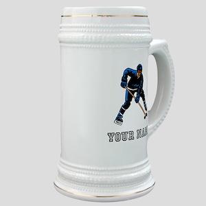 Hockey Player (Custom) Stein