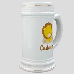 Custom Baby Lion Stein