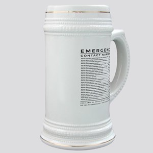 bible emergency number Stein