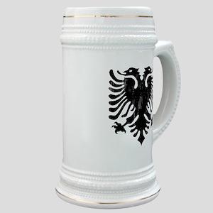 albania_eagle_distressed Stein