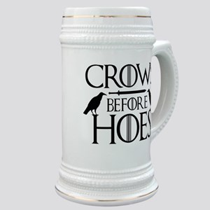 Crows Before Hoes Stein