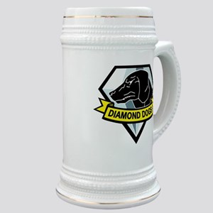 Diamond Dogs MGS Stein