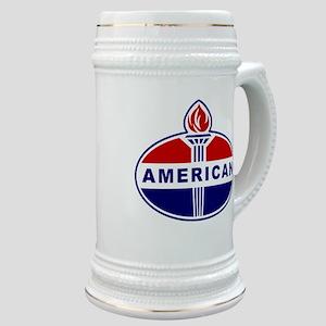 American Oil Stein