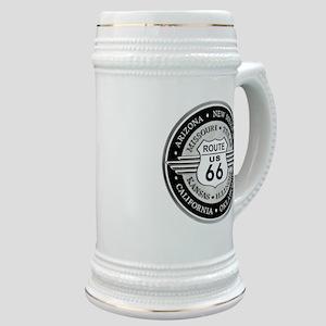 Route 66 states Stein