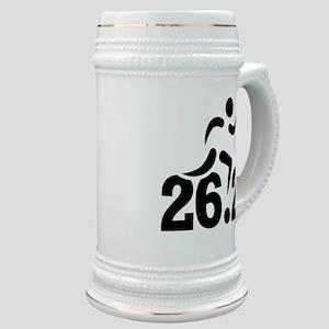 26.2 miles marathon Stein