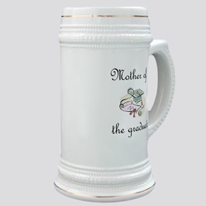 Mother of the graduate Stein
