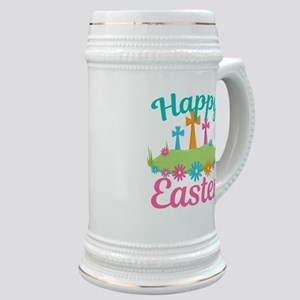 Happy Easter Stein
